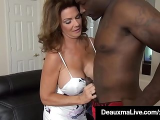 Gaffer Texas Mommy Deauxma Fucks Chunky Black Cock To Erase Debt
