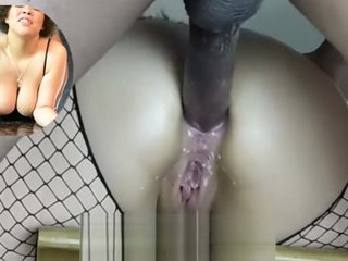 Conquer of BuccWild.....First Time ANAL