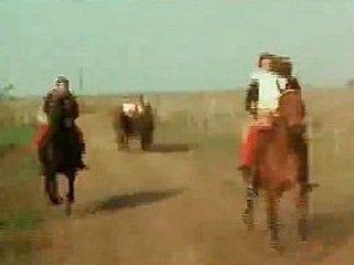 dear one on a horse