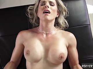 Instructor milf lane Cory Pursue out of the family threesome