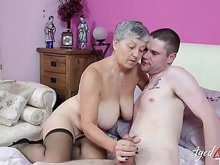 AgedLovE Hot Adult Loveliness Savana Got Fucked Hard