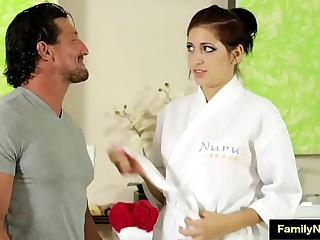 Father lady sex knead family porn