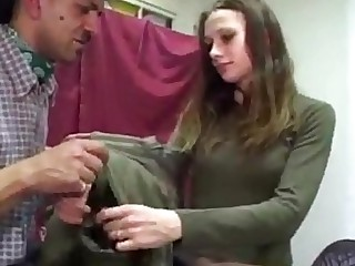 Extreme Anal Piss Drinking Gangbang Be required of A Brunette Spoil