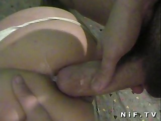 Layman french unlit firm anal fucked