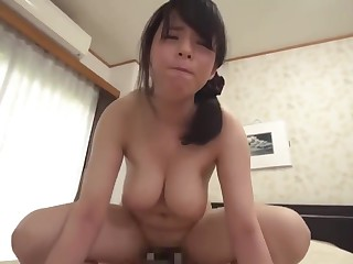 Mam MISHIMA NATSUKO WHO IS Microwave-ready SEXUALLY Apart from BOTH HIS SON-39-S FRIEND