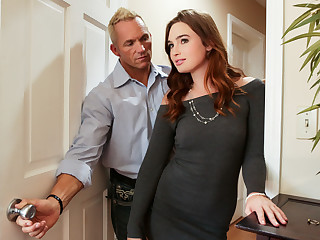 Jodi Taylor & Marcus London inForbidden Merchant #04 - My Son's Girlfriend, Instalment #03