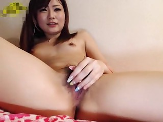 Foreign Homemade clip with Masturbation, Asian scenes
