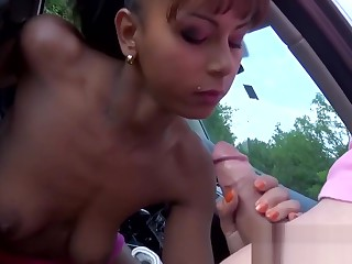 Isabella Christyn - Coition Broadly Ebony Cutie - Unfrequented Teens