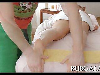 Xxx rub down