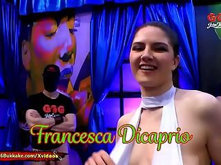 Francesca Dicaprio Pissed heavens and fucked everlasting - 666Bukkake