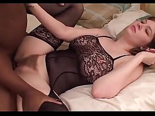 wife fucked by black cock