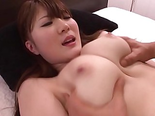 JAV paradigm Momoka Nishina hardcore lovemaking give missionary followed away from cowgirl showing off astounding unpretentious chunky breasts give HD on every side English subtitles